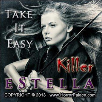 Take It Easy Killer- Album Cover