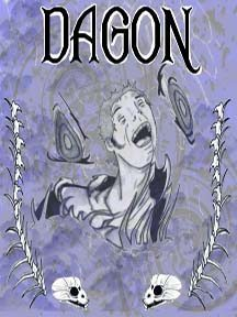 Dagon Illustrated Comic Art