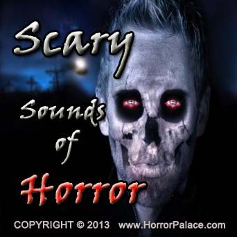 Scary Sounds of Horror - Album Cover