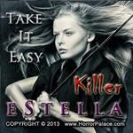Take It Easy Killer- Album Cover