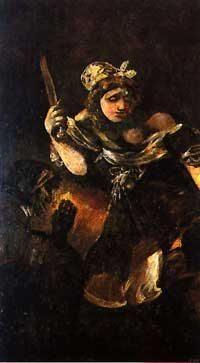Goya-Judith_y_Holofernes