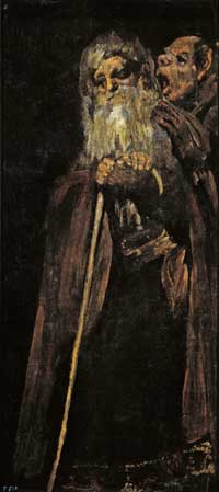 Goya-Two-Old-Men