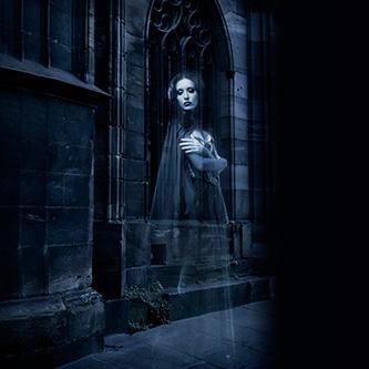 Horror Palace Wallpaper \u2013 Ghost at the Door  sc 1 st  Horror Palace & Horror Palace Wallpaper - Ghost at the Door | Horror Palace Shop
