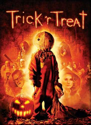 Trick `r Treat cover poster