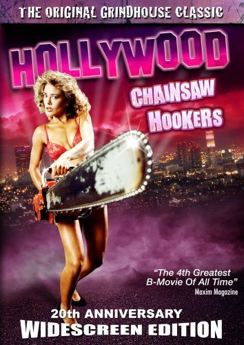 Linnea Quigley Hollywood Chainsaw Hookers
