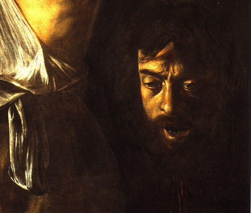 caravaggio david with the head of goliath essay Caravaggio essays & research papers michelangelo da caravaggio's david with the head of goliath and artemisia gentileschi's judith and maidservant with the.