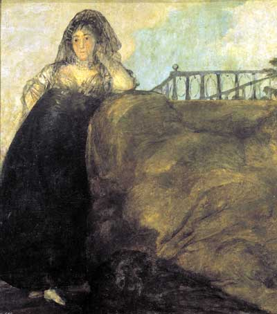Goya-The-seductress