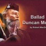 Ballad of Duncan McLeod