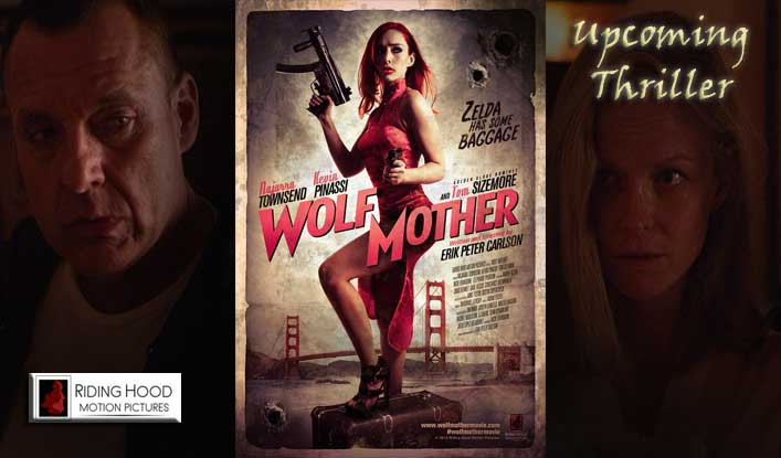 """Upcoming Thriller """"Wolf Mother"""" Completes Shooting"""