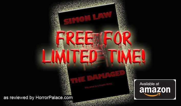 The Damaged Horror Book FREE! LIMITED TIME!
