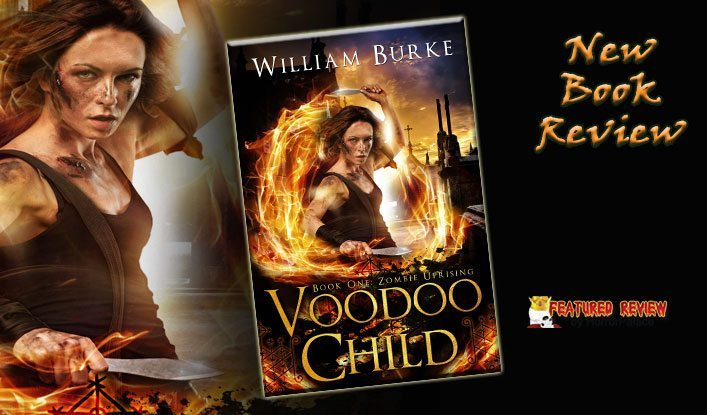Voodoo Child: Zombie Uprising (Book Review)