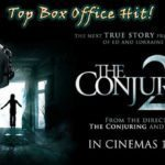 The Conjuring 2 is #1 All Time Horror Film  – Australian & New Zealand Box Offices