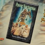 Pavor Nocturnus (Book Review)