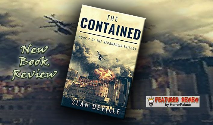 The Contained: Book 2 of the Necropolis Trilogy (Book Review)